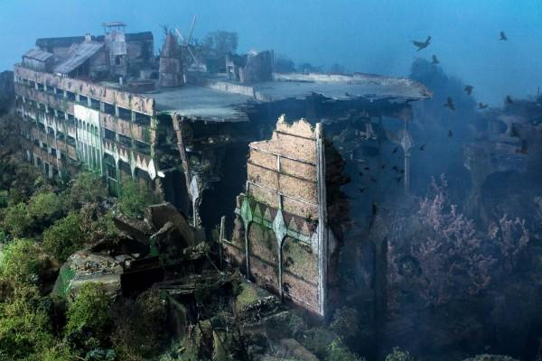 Cobb,PeckhamCarPark Ruin3